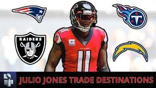 Julio Jones Trade: Top NFL Teams That Can Land The Falcons Star WR