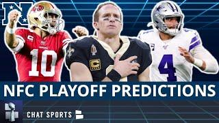 NFL Playoffs Predictions: 2020 NFC Playoff Projections Before Training Camp