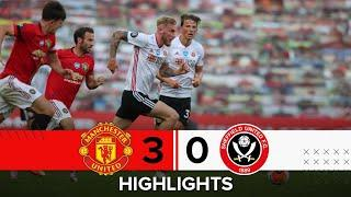 Manchester United 3-0 Sheffield United | Premier League highlights