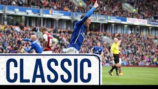 Clarets Miss Penalty, Foxes Score! | Burnley 0 Leicester City 1| Classic Matches