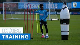 ️ INSIDE TRAINING | First Team Prepare for Middlesbrough