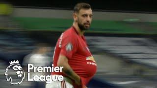 Bruno Fernandes converts penalty to equalize for Manchester United | Premier League | NBC Sports