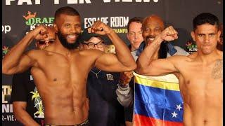 BADOU JACK FINDS REPLACEMENT! FLOYD MAYWEATHER JR VS LOGAN PAUL UNDERCARD WEIGH-IN