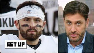 Greeny claims Baker Mayfield is better without Odell Beckham Jr.'s   Get Up