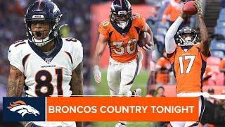 Which players are bringing an edge to position competition this summer? | Broncos Country Tonight
