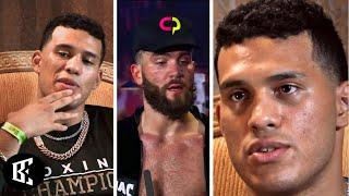 "DAVID BENAVIDEZ FINALLY REACT TO CALEB PLANT WIN; SAVAGELY CALLS HIM OUT ""LIL BIHH"" 