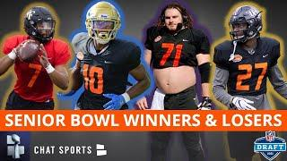 2021 NFL Draft: Senior Bowl Winners And Losers Ft. Sleepers, Fallers & Risers