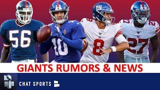 NY Giants News & Rumors: Giants Facilities Reopen, DeAndre Baker Latest & Top 5 Giants Of All-Time