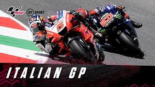 MotoGP Highlights: Italy (2021) | An emotional day for the sport