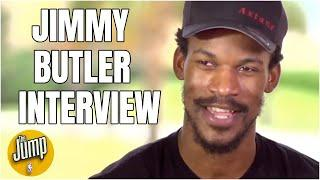 Jimmy Butler on expectations for Game 2 vs. the Lakers | The Jump