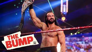 Drew McIntyre on his long-distance Money in the Bank toss: WWE's The Bump, Dec. 9, 2020