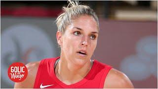 The Mystics will pay Elena Delle Donne whether she plays or sits out | Golic and Wingo