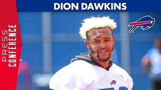 """Dion Dawkins: """"The Best Versions of Ourselves""""   Buffalo Bills"""