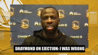 Draymond Green was more upset about Hornets ejection than 2016 Finals suspension | NBA on ESPN