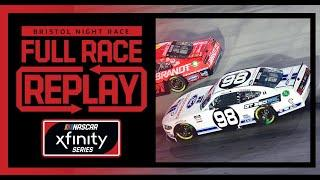 Food City 300 from Bristol Motor Speedway | NASCAR Xfinity Series Full Race Replay