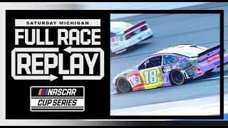 FireKeepers Casino 400 from Michigan | Saturday|  NASCAR Cup Series Full Race Replay
