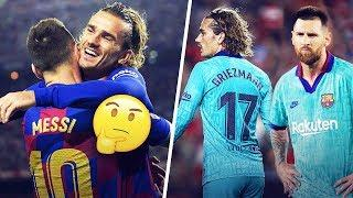 Does Lionel Messi really hate Antoine Griezmann? | Oh My Goal