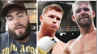 'CANELO IN SEPTEMBER THATS WHAT WE WANT!' - CALEB PLANT ON FIGHT w/CANELO & RATES BILLY JOE CHANCES