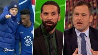 """""""The most important thing is his reaction."""" Tuchel's Hudson-Odoi substitution dissected"""