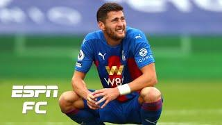 BAD DECISION to award Everton a penalty vs. Crystal Palace - Stewart Robson   ESPN FC