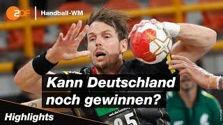 Deutschland - Brasilien – Highlights | Handball-WM 2021 – ZDF