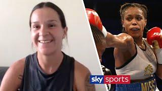 Terri Harper reveals how she has trained during lockdown to face Natasha Jonas | Check-In
