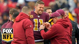 Alex Smith's return to play: What makes his recovery so incredible — Dr. Matt Provencher | FOX NFL
