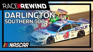 Leaders tangle as Harvick finds happiness at Darlington | Southern 500 Race Rewind | NASCAR