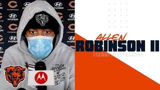 Allen Robinson II: 'Our challenge is right ahead of us' | Chicago Bears