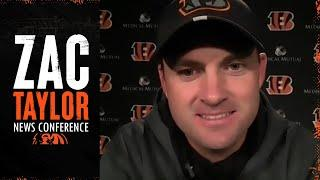 Zac Taylor Previews Week 4 Matchup vs. Jaguars | Cincinnati Bengals