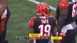 NFL 2019-20  Week 13   Jets -- Bengals    Condensed Game