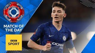 'His performance says I have to be in the team' - Shearer on Chelsea star Billy Gilmour | BBC Sport