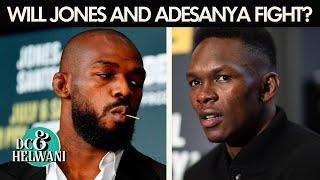 The UFC needs to make Jon Jones vs. Israel Adesanya right now – Ariel Helwani | ESPN MMA