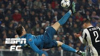 Did Cristiano Ronaldo score the best Champions League goal ever while at Real Madrid? | Extra Time