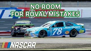 Uh-oh Roval, who advances? Who goes home?   NASCAR's Backseat Drivers preview the Charlotte Roval