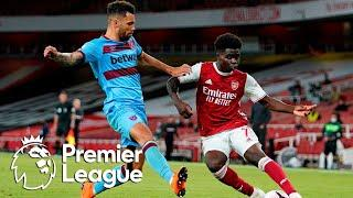 Can West Ham continue top-four push v. Arsenal? | Pro Soccer Talk | NBC Sports
