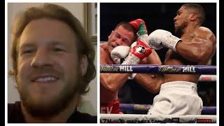 BEN DAVISON EXPLAINS WHAT DID & DIDN'T IMPRESS HIM ABOUT JOSHUA'S STOPPAGE OF PULEV / WHY FURY WINS