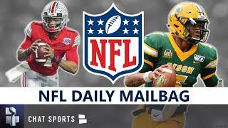 NFL Rumors: Stephon Gilmore Trade? Justin Fields, Trey Lance & Kyle Trask 2021 NFL Draft | Mailbag