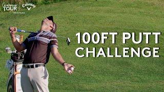 The 100ft Putt