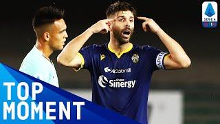 Miguel Veloso Snatches a Point with a Late Equaliser! | Hellas Verona 2-2 Inter | Serie A TIM