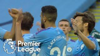 Riyad Mahrez scores penalty, extends Manchester City's lead v. Burnley | Premier League | NBC Sports