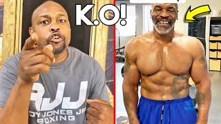 "(OMG!) ROY JONES JR CALLS OUT MIKE TYSON! ""I AM NOT SCARED OF ANYONE, I AM ALWAYS READY TO FIGHT!"""