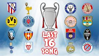 THE LAST 16 Champions League Song - 19/20 Intro Parody Theme Knockout Stage!