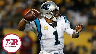 Why Patriots are an excellent fit for Cam Newton | Rotoworld | NBC Sports