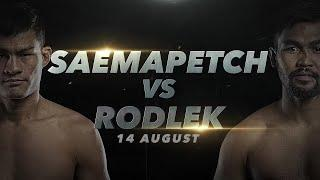 Saemapetch vs. Rodlek | ONE Main Event Feature