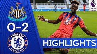 Newcastle 0-2  Chelsea   Comfortable Win for the Blues at St James Park!   Highlights