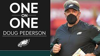 Doug Pederson Saw Improvement From Jalen Hurts, Eagles Offense | Eagles One-On-One