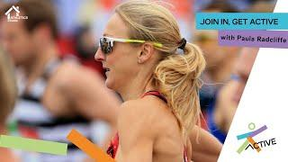 Home Fitness Class with Paula Radcliffe | Athletics@Home