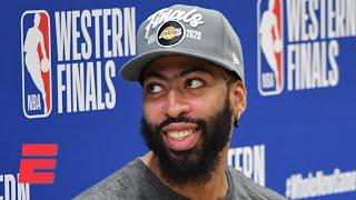 Mychal Thompson calls out Max: Anthony Davis is top-2, not top-5! | The Max Kellerman Show