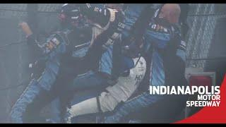 Smoked: Briscoe burns it down and climbs the fence at Indy | NASCAR Xfinity Series